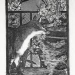 Gravure de Manet