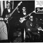 Ad - Fender, Edgar Willis, Barry Rillera, Ray Charles - 1967