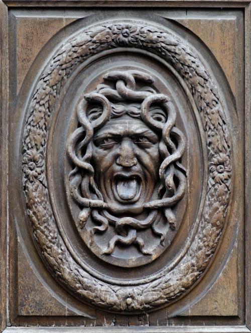 La méduse de Regnaudin, Hôtel Amelot