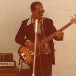 James Jamerson en concert, circa 1975