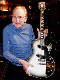 Inventeur et guitariste de génie