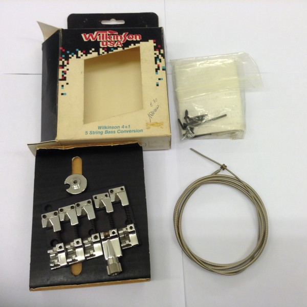 Wilkinson - Kit de conversion 4+1 5 cordes