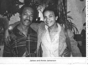 James et Annie Jamerson