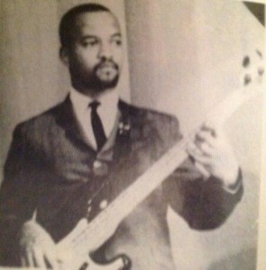 Bass was bought by Jamerson after his fellow Horace Ruth lend him one of his own. James Jamerson was at first reluctant to move to the electric fretted bass.