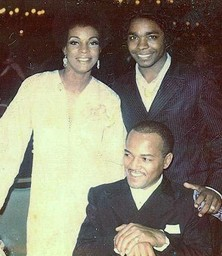 James Jamerson at a Martha Reeves show